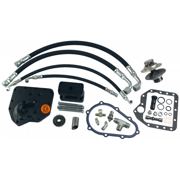 Hydraulic Gear pump Conversion Kit (without Pump) 3388 3588 3788 6388 6588 6788