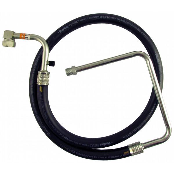 A/C Cab Post to Compressor (Suction) Hose Line, IH 3488 5088 5288 5488