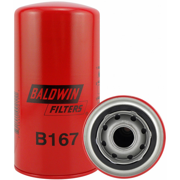 IH - Lube Filter, Spin-on, B167  --  544  656  706