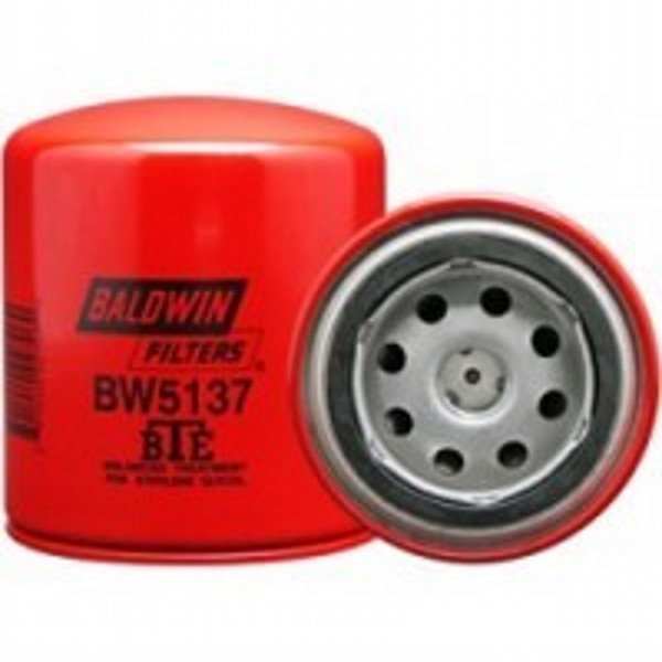 Coolant Filter, Spin-On, Spin-on, BW5137 - 1066  1086  1466  1468  1486  1566  1568  1586