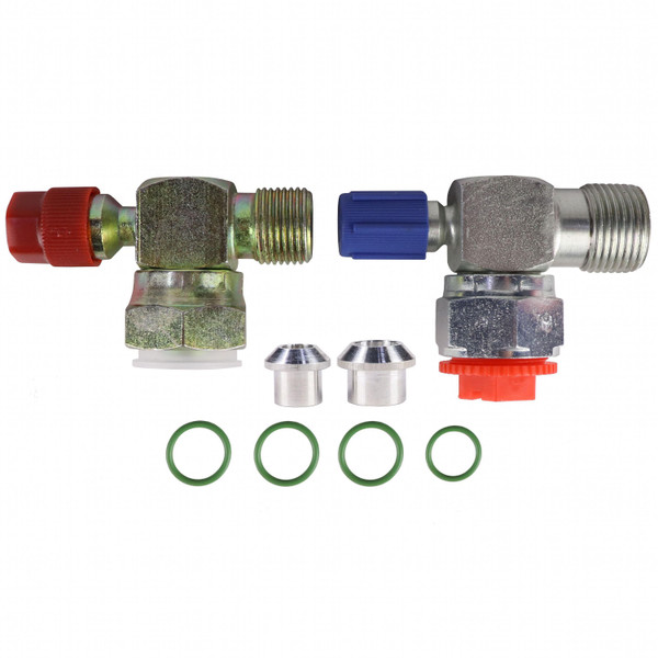Shut Off Valve Replacement Kit, Tube-O, R134A 1066      1086      1466      1486      1566      1586      766      786      886      966      986