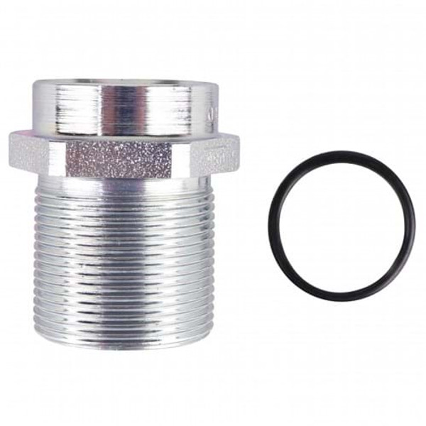"""Male  A/C Quick Disconnect Coupling, #8 (3/4""""), IH 1086 1486 1586 886 986"""