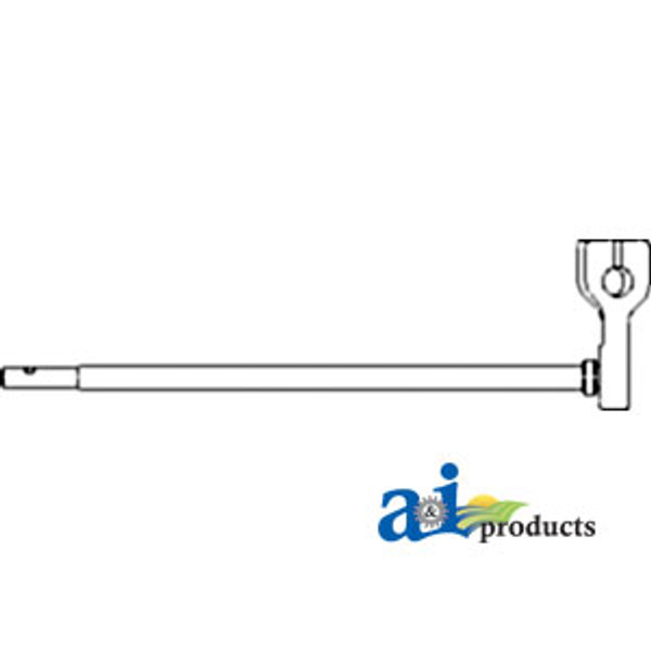 Auxillary Valve Outer Handle Base, IH  706  756  766  806  826  856  966  1026  1066  1206  1256  1456  1466  1468  1566  1568, HYDRO 100