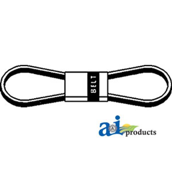 Fan Belt, IH  -  H  HV  SUPER H  300  350  -  gas