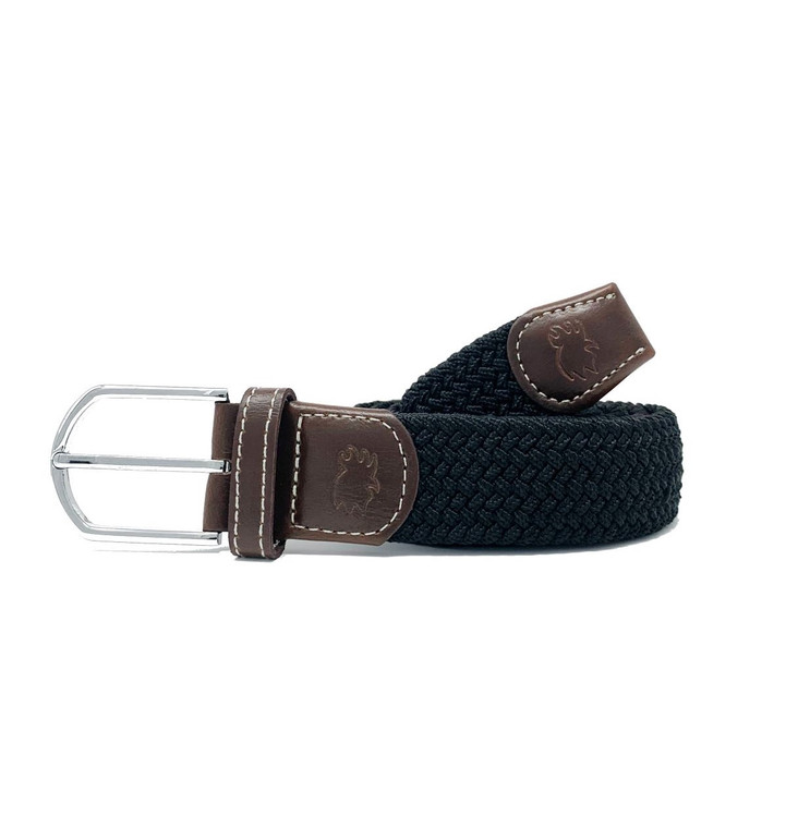 The Bethpage Woven Elastic Stretch Belt