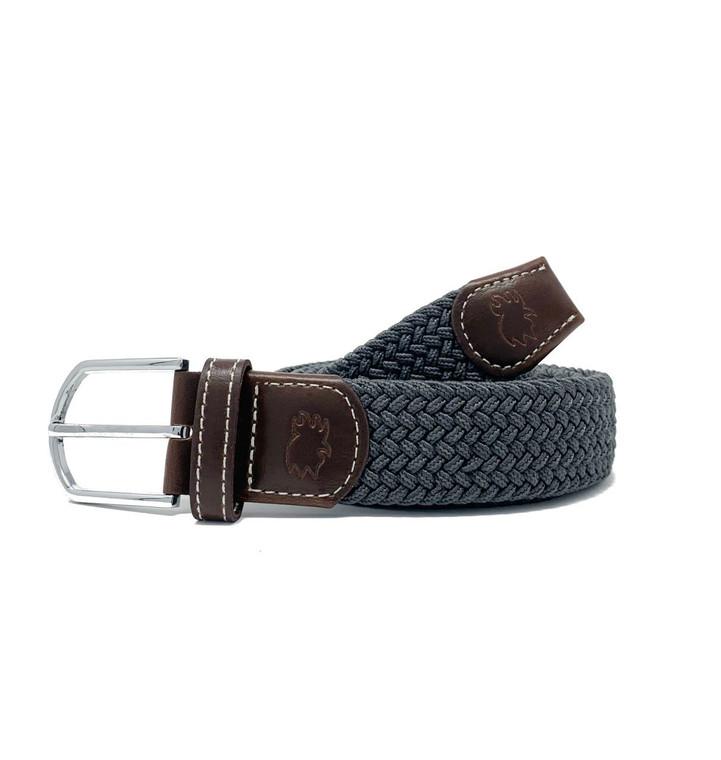 The Scottsdale Woven Elastic Stretch Belt