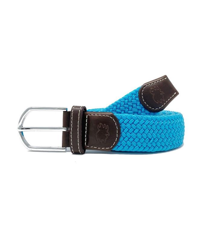 The Kiawah Woven Elastic Stretch Belt