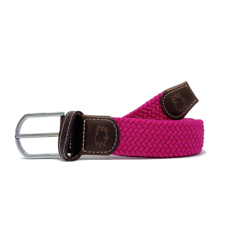 The Amelia Woven Elastic Stretch Belt
