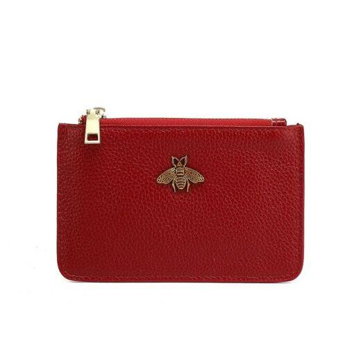 Carrie Bee Real Leather Gucci Inspired Key Pouch - Red