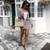 Layla Boucle Designer Inspired Mini Skirt & Jacket Coord