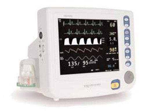 Criticare 8100 Ep1 patient monitor with capnography