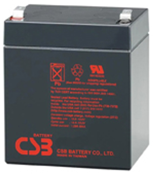 Criticare 8100 Series Replacement Battery