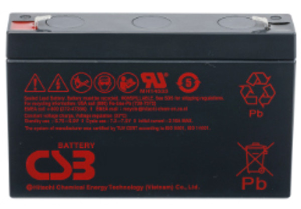 Criticare 5036N3 Series Replacement Battery