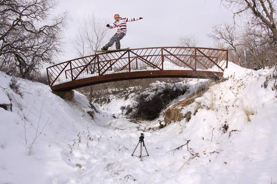 Tuesday Rider Spotlight - Josh Edwards