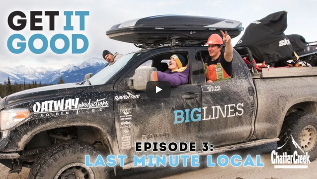Last Minute Local - Big Lines