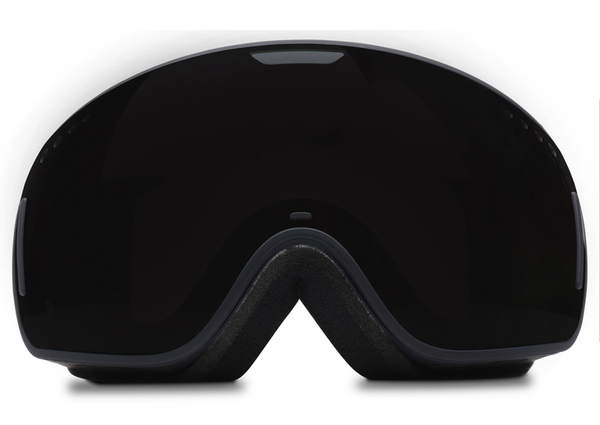 Axiom Snow Goggle w/ Click N' Ride Interchangeable Lens System (Smoke Lens Pictured)