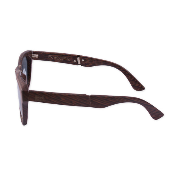 Woodrow  Redux -  Limited Edition Folding Sustainable Bamboo Sunglasses