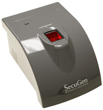 SecuGen iD Serial Fingerprint Reader