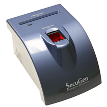 SecuGen ID SC USB Fingerprint Scanner and Smart card
