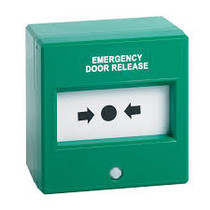 Tate ACP200 2-Wire Access Control Call Point Green