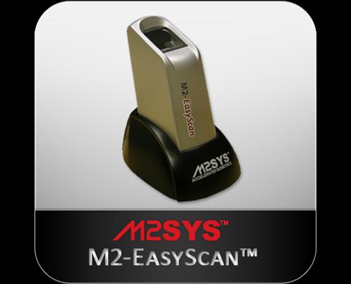 M2SYS EasyScan Fingerprint Reader