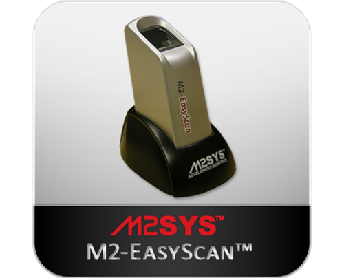 M2SYS EasyScan Fingerprint Reader