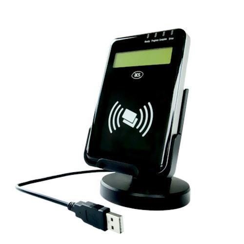 ACS ACR1222L Smartcard Reader