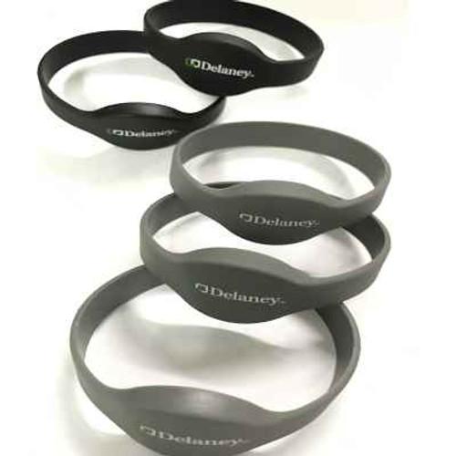 Customized EM (RFID) Wristbands