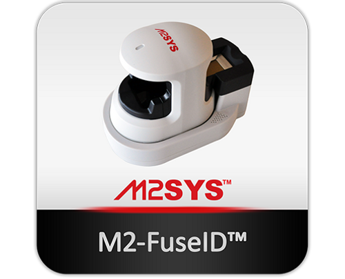 M2SYS M2-FUSEID FingerVein and Fingerprint Scanner