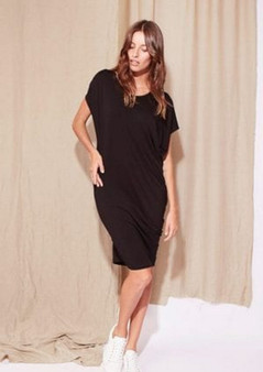 Lou Lou Easy Fit (NORA)  Dress - Black