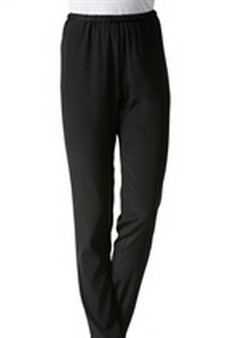 VERGE STRETCH SILK PANT
