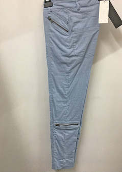 VERGE BORDER JEAN CHAMBRAY