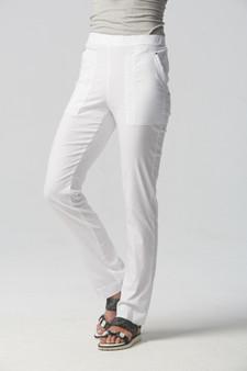 VERGE ACROBAT CLASSIC PANT - WHITE