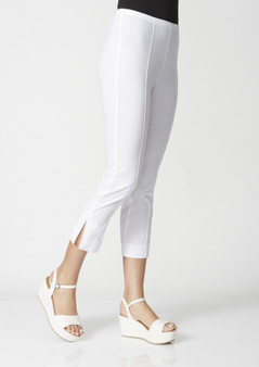 VERGE ACROBAT 7/8TH PANT - WHITE