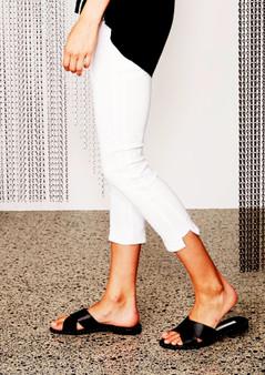 DESIREE PANT IN WHITE
