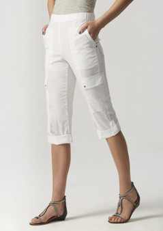 Verge Acrobat Cargo Shorts  in White