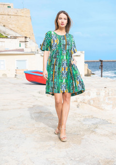 Cordoba Short Sleeve Dress