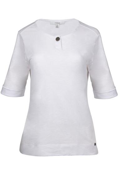 VERGE 5403  LARA TOP - WHITE
