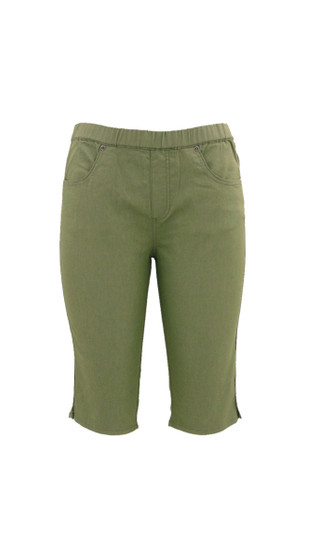 CAFE LATTE SHORTS - KHAKI