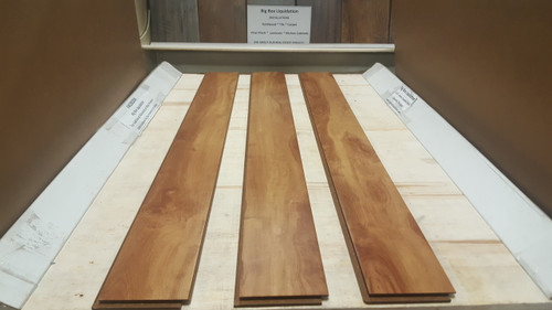 HERITAGE MAPLE 6 in. Wide x 1/2 inch Thick Engineered UNICLIC Hardwood Flooring