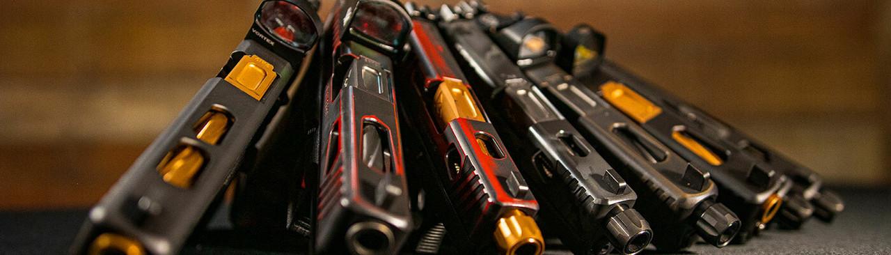 Pistol Upper
