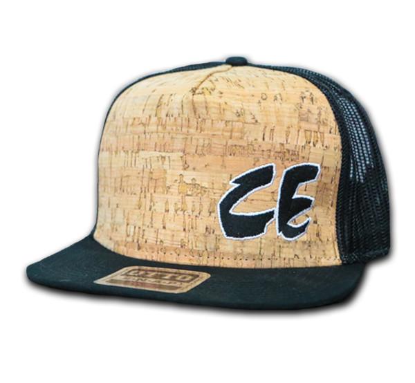 Campbell Ent Cork Snapback Hat