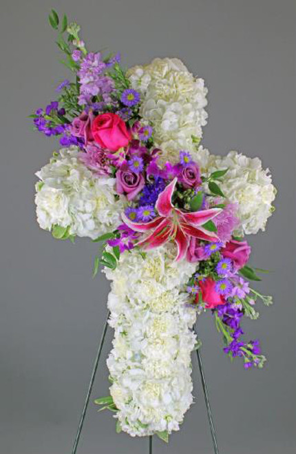 Pastel Standing Cross-FNSTC-05
