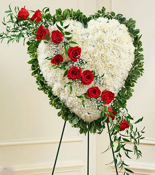 Red and White Heart-FNSTH-01