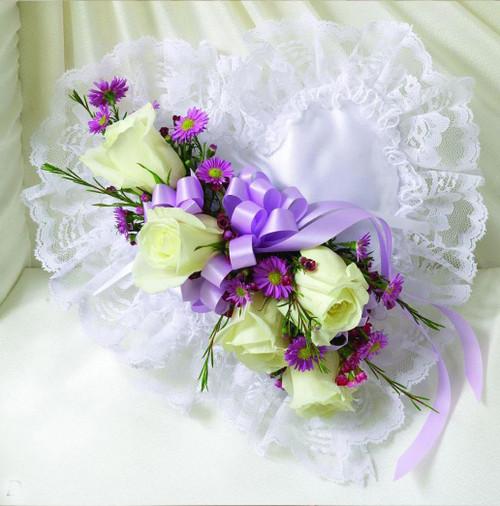 Lavender Casket Pillow-FNWCP-03