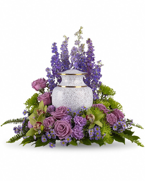 Flower Urn Set-FNURN-01