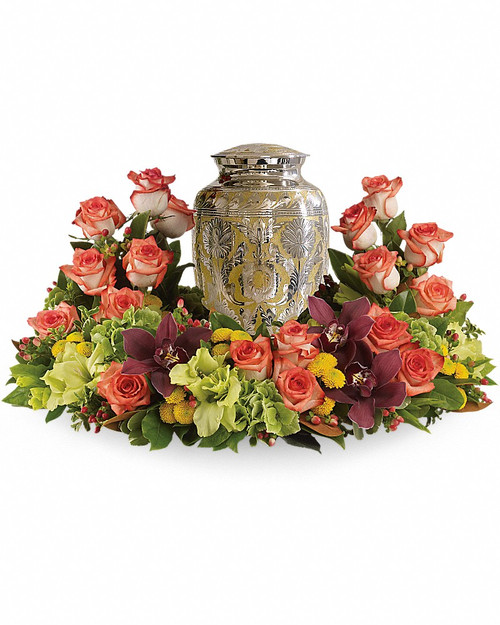 Flower Urn Set-FNURN-02