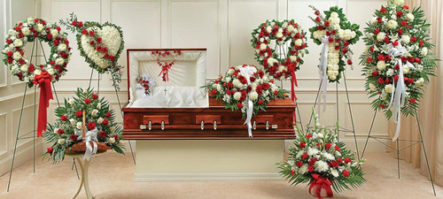 The Red and White Tributes Package 3-FNARP-15
