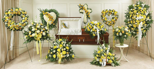 The All Yellow Tributes Package 3-FNARP-16