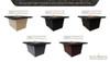 Black Pearl Granite Top - Base Color Configurations